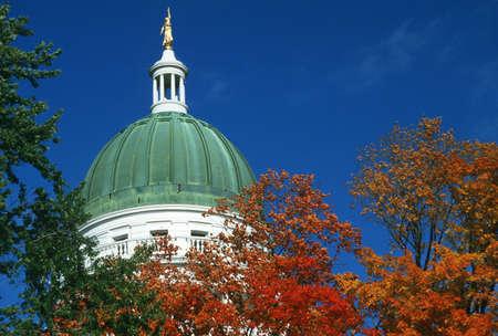 augusta: Capitolio del Estado de Maine, Augusta