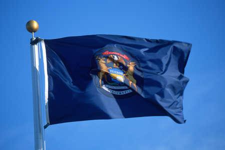 State Flag of Michigan