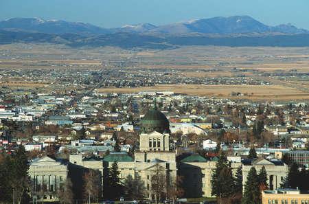 helena: State Capitol of Montana, Helena