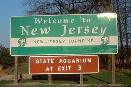 Welkom bij New Jersey Aanmelden