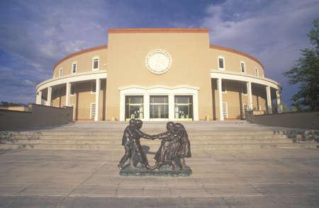 fe: State Capitol of New Mexico, Santa Fe