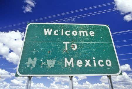 Welkom bij New Mexico Aanmelden