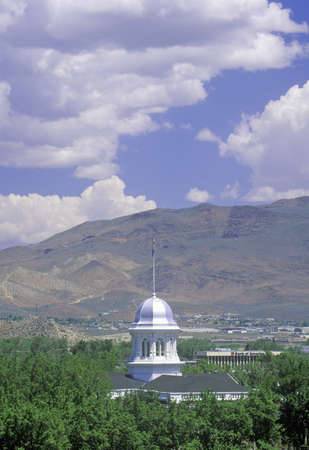 carson city: State Capitol of Nevada, Carson City Editorial