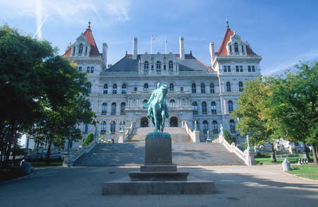 new site: State Capitol of New York, Albany