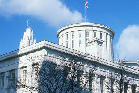 State Capitol of Ohio, Columbus