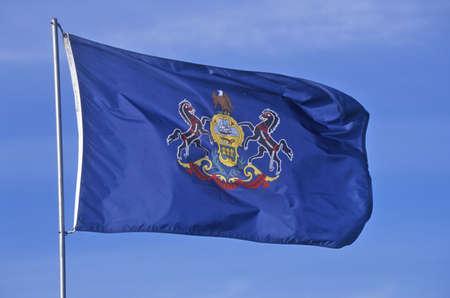 State Flag of Pennsylvania
