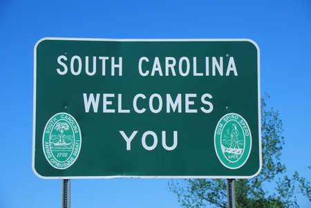 carolina del sur: Bienvenido a South Carolina Entrar
