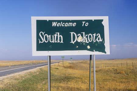 Welkom bij South Dakota Sign