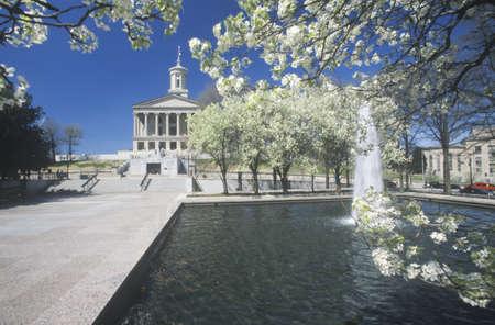 tennesse: Capitolio del Estado de Tennessee, Nashville
