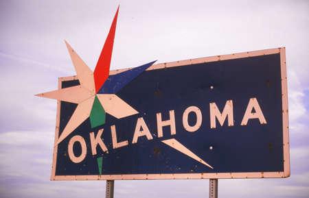 Welkom bij Oklahoma Sign