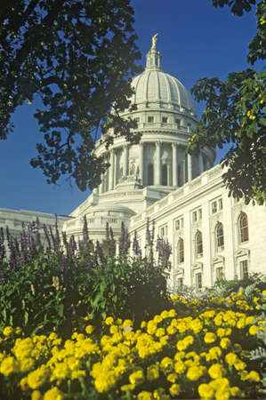 madison: State Capitol of Wisconsin, Madison