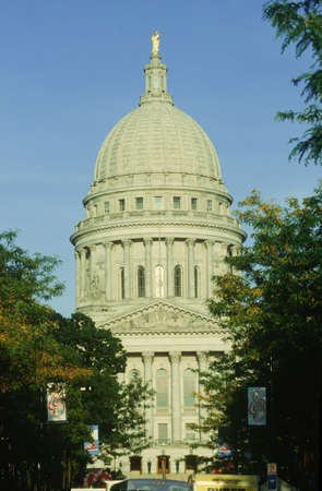 state of wisconsin: State Capitol of Wisconsin, Madison