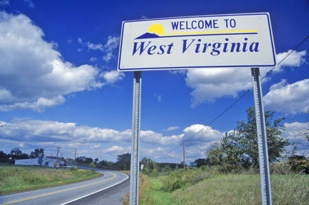 Welcome to West Virginia Sign Editorial