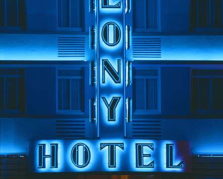 Colony Hotel, Miami Beach, Florida