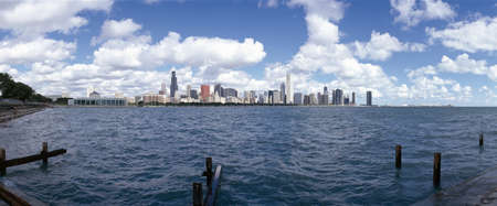 Chicago Waterfront, Adler Planetarium, Illinois