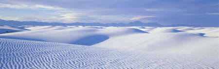 white sands national monument: White Sands National Monument, New Mexico Editorial