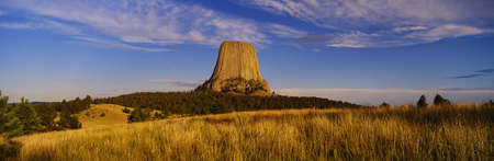 encounters: Devils Tower National Monument, Wyoming Editorial