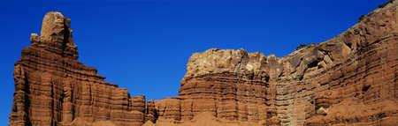 Capitol Reef National Park, Utah meridional Foto de archivo - 20511486
