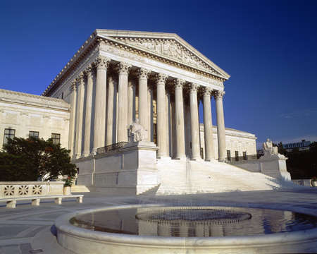 supreme court: US Supreme Court, Washington DC