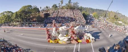 tournament of roses: 109th Tournament of Roses Parade, Pasadena, California