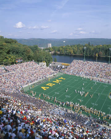 Michael Stadium at West Point, Army v. Lafayette, New York