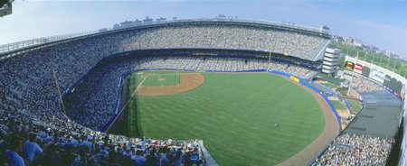 stadia: Yankee Stadium, NY Yankees v. Tampa Bay, New York Editorial