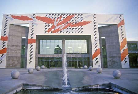 San Jose Convention Center, California