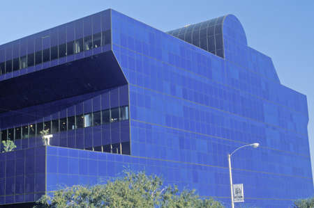 west hollywood: Pacific Design Center in West Hollywood, Los Angeles, California