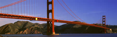 Golden Gate Bridge, San Francisco, California Stock Photo - 20511426