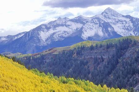national forest: San Juan National Forest, Aspen, Colorado