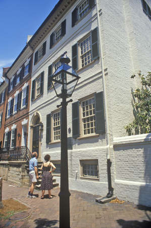 historic district: Parker-Gray Historic District in Old Town Alexandria, Alexandria, Washington, DC
