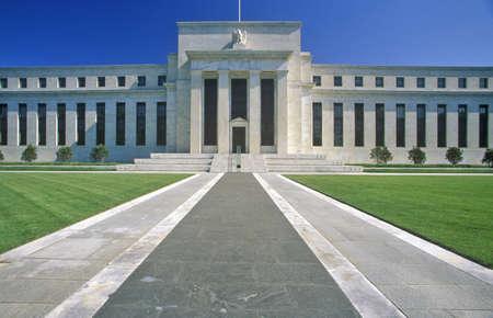 federal reserve: Federal Reserve Bank, Washington, DC