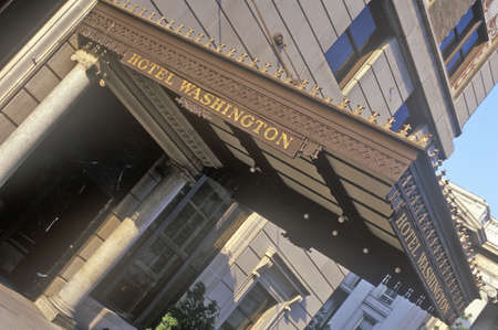 Hotel Washington, Washington, DC