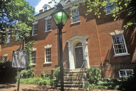 chłopięctwo: Robert E. Lee dzieciństwa domu na Starym Mieście Aleksandrii, Washington, DC Publikacyjne