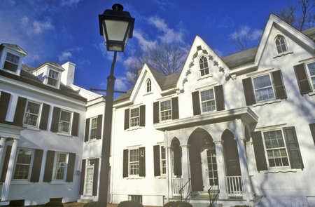 historic district: Historic District in the states capital of Dover, Delaware
