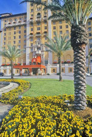 gables: The Biltmore Hotel at Coral Gables, Miami, Florida Editorial