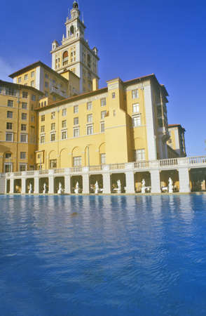 gables: The Biltmore Hotel at Coral Gables, Miami, Florida Editorial