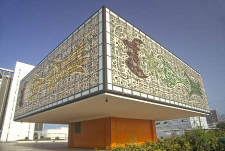 bacardi: Bacardi Building, Miami, Florida