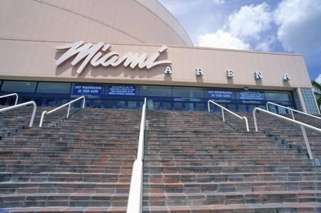 Miami Convention Center, Miami, Florida