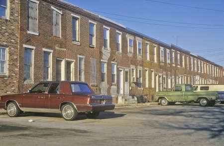 urban decay: Urban decay, Delaware