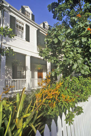 Audubon House and Gardens, Key West, Florida