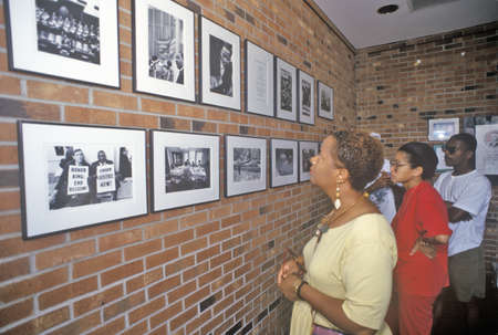 nonviolent: Martin Luther King Center For Non-Violent Social Change, Atlanta, Georgia