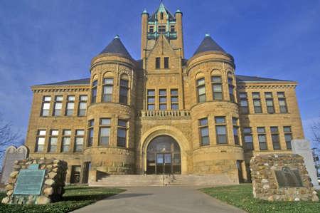 Building in Iowa City, Iowa