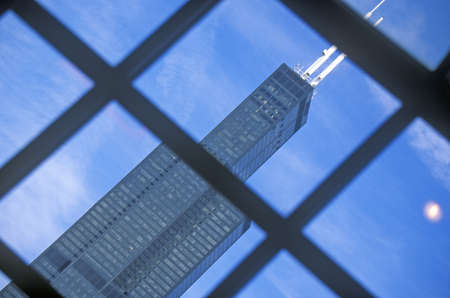 the sears tower: The Sears Tower, Chicago, Illinois