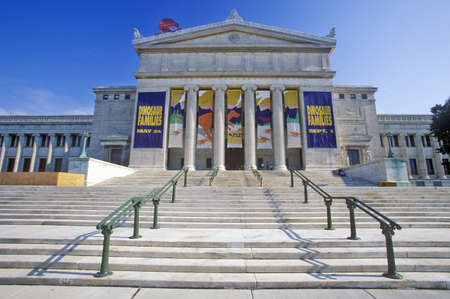 il: Field Museum of Natural History, Chicago, Illinois