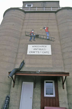 The Windchimer, Princeton, Illinois