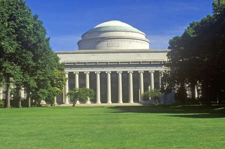 Massachusetts Institute of Technology, Cambridge, Massachusetts