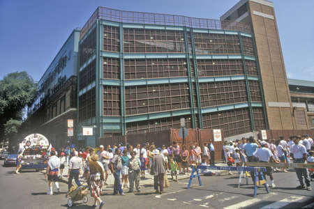 Fenway Park, Boston, Massachusetts