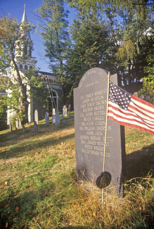 Old Cemetery, Concord, Massachusetts