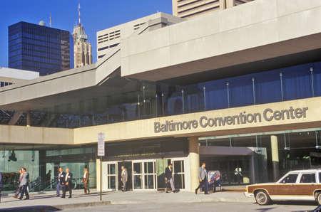 Baltimore Convention Center, Baltimore, Maryland